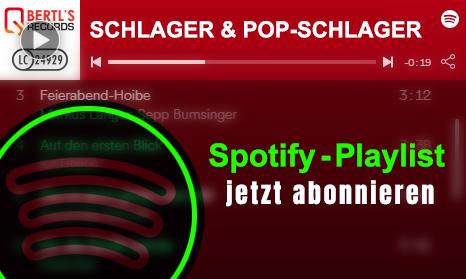 Bertl's Schlager-Playlist@Spotify